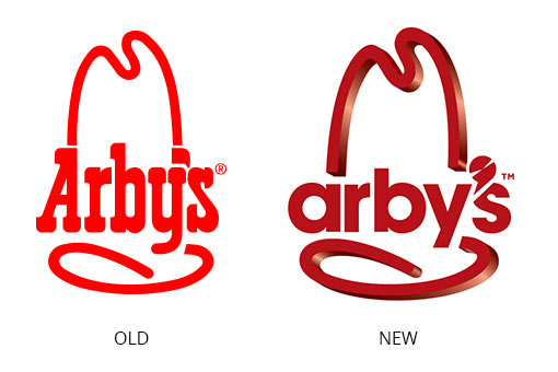 Arby's bad logo design